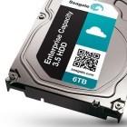 Enterprise Capacity: Seagate stellt Festplatten mit 6 TByte vor