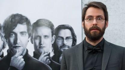 Schauspieler Martin Starr bei der Premierenfeier zu Silicon Valley