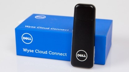 Der Dell Wyse Cloud Connect