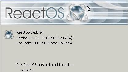 ReactOS ist nach mehrjähriger Entwicklungszeit immer noch nicht nutzbar.
