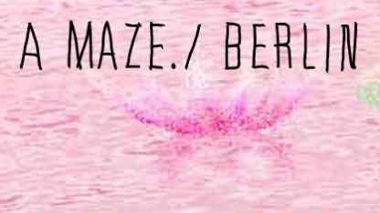 Logo des A-Maze-Festival