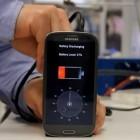 Smartphones: Die seltsame Demo des 30-Sekunden-Ladegeräts