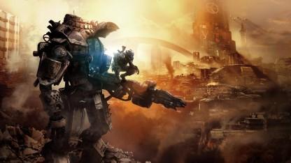 Auf der Xbox 360 leidet die Bildqualität von Titanfall.