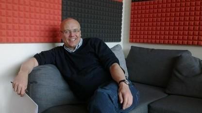 Frank Meywerk, Chief Technology Officer bei Unitymedia KabelBW, bei Golem.de