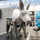Bionic Kangaroo: Festo lässt einen Roboter hüpfen