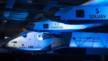 Solarflugzeug Solar Impulse 2: Start zur Weltumrundung im März 2015