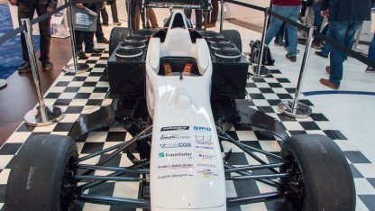 E-Power Formula 3: Verbrennungsmotor durch einen elektrischen Antriebsstrang ersetzt