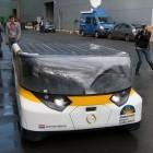 Solarauto: Stella ist leichter als mancher Elektroauto-Akku