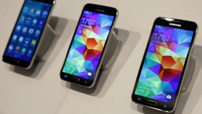 Samsungs neues Galaxy S5