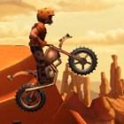 Test Trials Frontier: Motorrad-Stunts und knappes Benzin