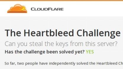 Cloudfare wollte wissen, ob private Keys auslesbar sind.