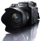 Pentax 645Z: Mittelformatkamera mit 51 Megapixeln und ISO 204.800