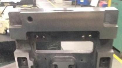 Angebliche Produktionswerkzeuge für das iPhone 6