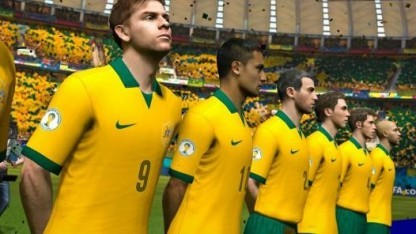 Test Fifa Fussball Wm Brasilien 2014 Unkomplizierter Kick