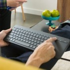 All-in-One Media Keyboard: Microsofts erste drahtlose Tastatur mit Touchpad