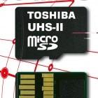Toshiba THNSX064GBK5M4: Micro-SD-Speicherkarte schreibt 240 MByte pro Sekunde