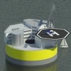 Energie: Atomkraftwerk soll auf Tsunami surfen