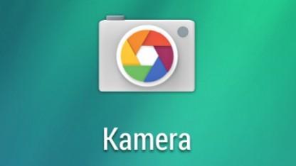 Googles Kamera-App gibt es jetzt im Play Store.