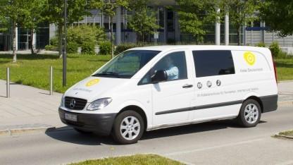Wagen von Kabel Deutschland