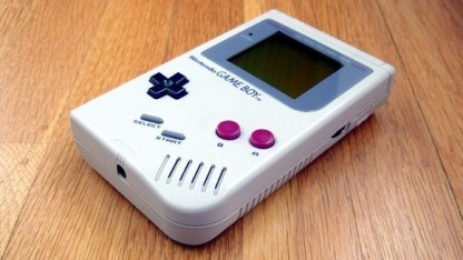 Ein Game Boy Classic