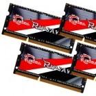 G.Skill: 32-GByte-Kit mit sparsamem DDR3-2133-Speicher für Notebooks