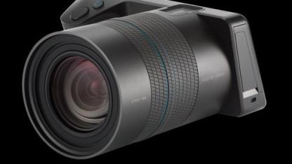 Lichtfeldkamera Lytro Illum: 40 Millionen Lichtstrahlen