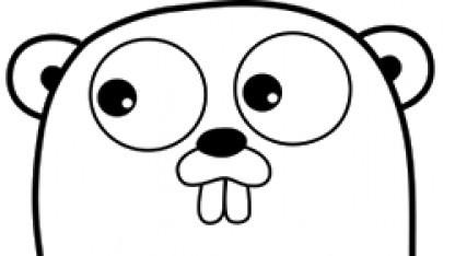 Gopher - das Maskottchen von Go
