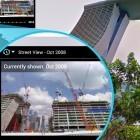 Versionierung: Zeitreisen mit Google Street View