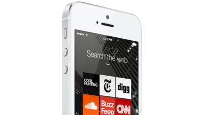 Opera Coast 3.0 für das iPhone