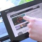 Sony Xperia Z2 Tablet im Test: Dünn, leicht und strandtauglich