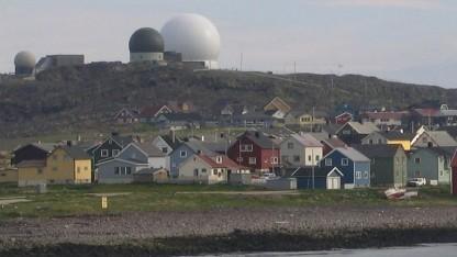 Norwegen hört in Vardø Satelliten- und Radiokommunikation ab und braucht für die Verarbeitung einen neuen Supercomputer.
