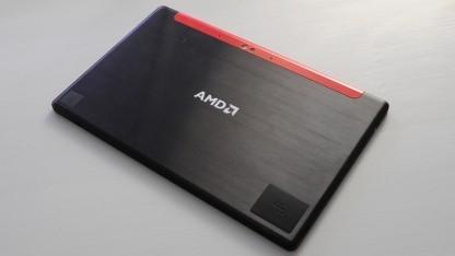 Das Referenztablet Discovery 2 von AMD