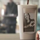 Paulig Muki: E-Ink-Display mit Kaffee-Antrieb