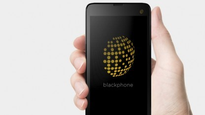 Blackphone mit Mittelklasse-Ausstattung