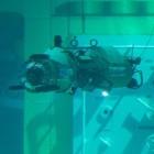 DFKI: In Bremen gehen Roboter baden