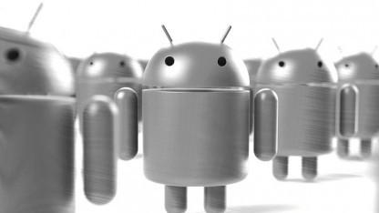Android Silver soll Geräte der Premium-Klasse zieren.