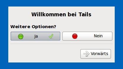 Tails 1.0 ist erschienen.