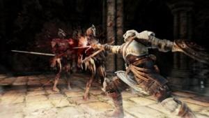 Screenshot aus Dark Souls 2