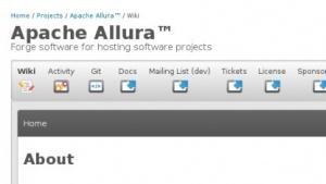 Die Allura-Hosting-Instanz