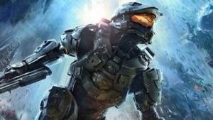Artwork des Master Chief aus Halo