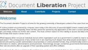 Gemeinsam Dokumente befreien