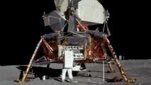 Apollo-11-Landefähre: Source Code für die erste Mondlandung zum 40. Jahrestag freigegeben