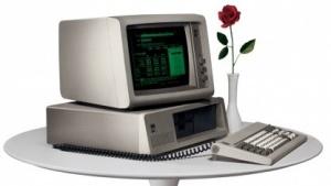 Der erste IBM-PC aus dem Jahr 1981