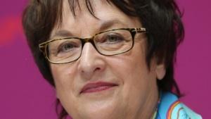 Staatssekretärin Brigitte Zypries