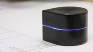 Mini Mobile Robotic Printer