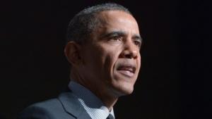US-Präsident Barack Obama will trotz Verschlüsselung weiterhin Terroristen im Internet überwachen können.