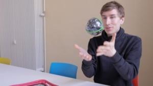 Panoramballkamera Panono: herausfinden, wie man ein Massen-Consumer-Produkt baut