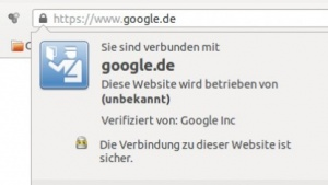 Künftig sollen verschlüsselte Webseiten bei Googles Ranking bevorzugt werden.