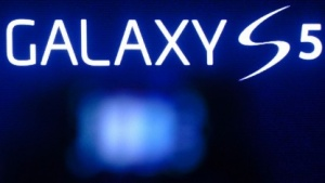 Die Komponenten in Samsungs Galaxy S5 kosten um die 250 US-Dollar.