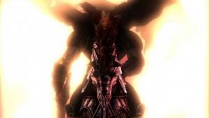 Die Bestia Odin aus Final Fantasy IX
